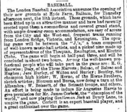 Reynolds Baseball 940506