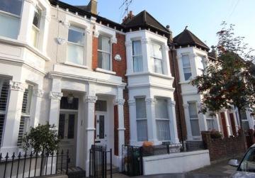 Wills' House at 21 Glendarvon Street Putney
