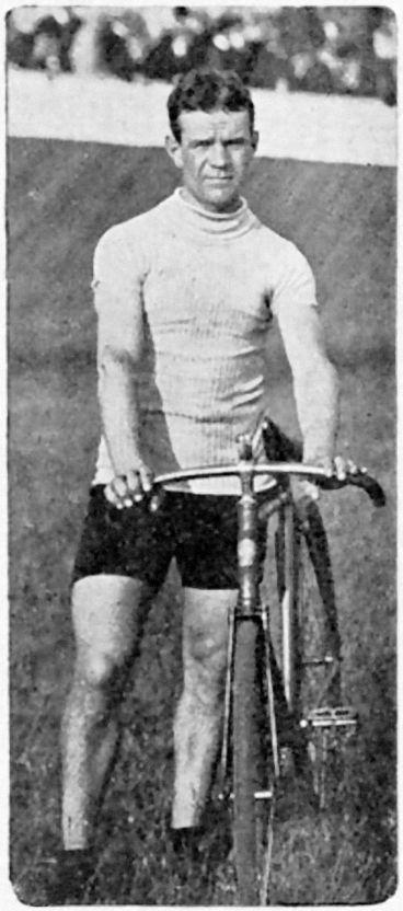 World record holder Albert Wills