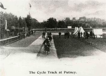 The Putney Velodrome