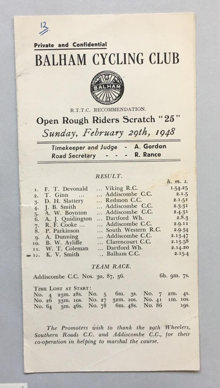 roughriders1948racecard