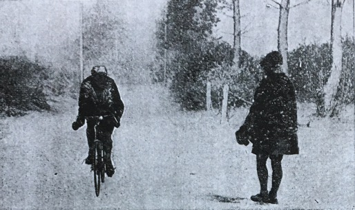 The 1937 Rough Stuff blizzard