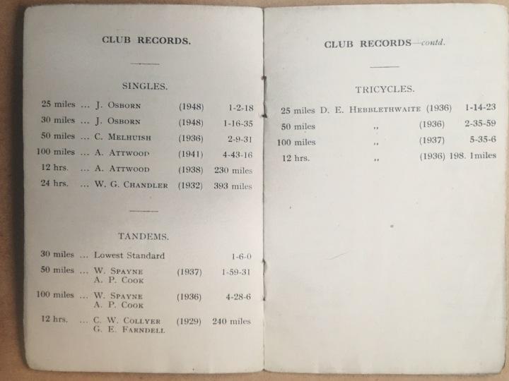 1949ClubHandbookReords