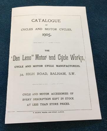 1905 Catalogue