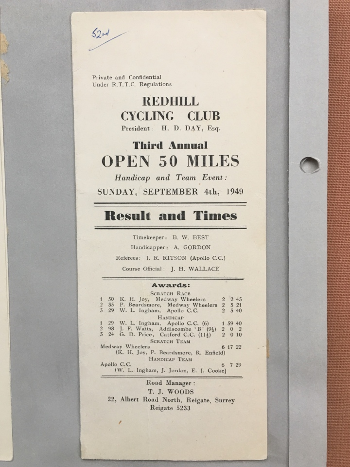 RedhillSept1949