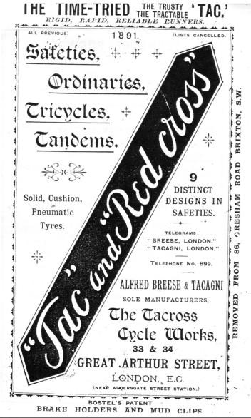 Tacagni catalogue FC 1891