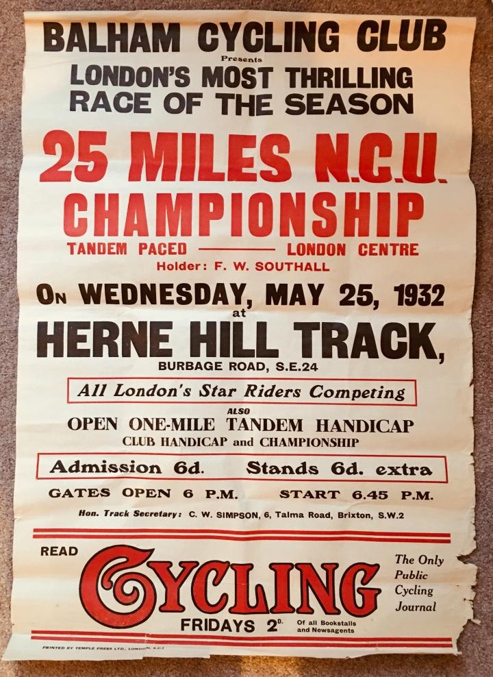 1932PosterHerneHill