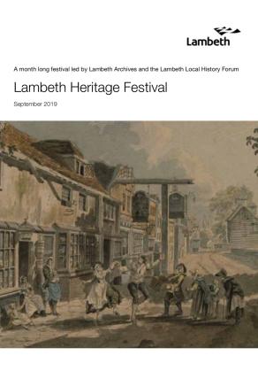 Heritagefestivalbrochure