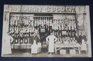 HarryCusdenButchersShop